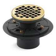 Kohler K9135 Round Design Tile-In Shower Drain