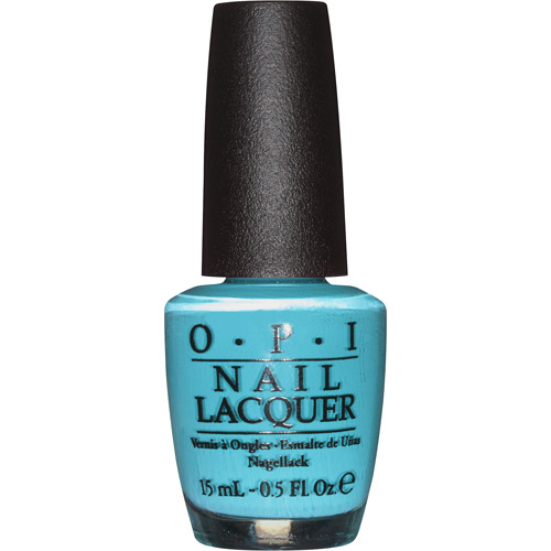OPI Euro Centrale Collection Nail Lacquer, NL E75 Can't Find My Czechbook, 0.5 fl oz