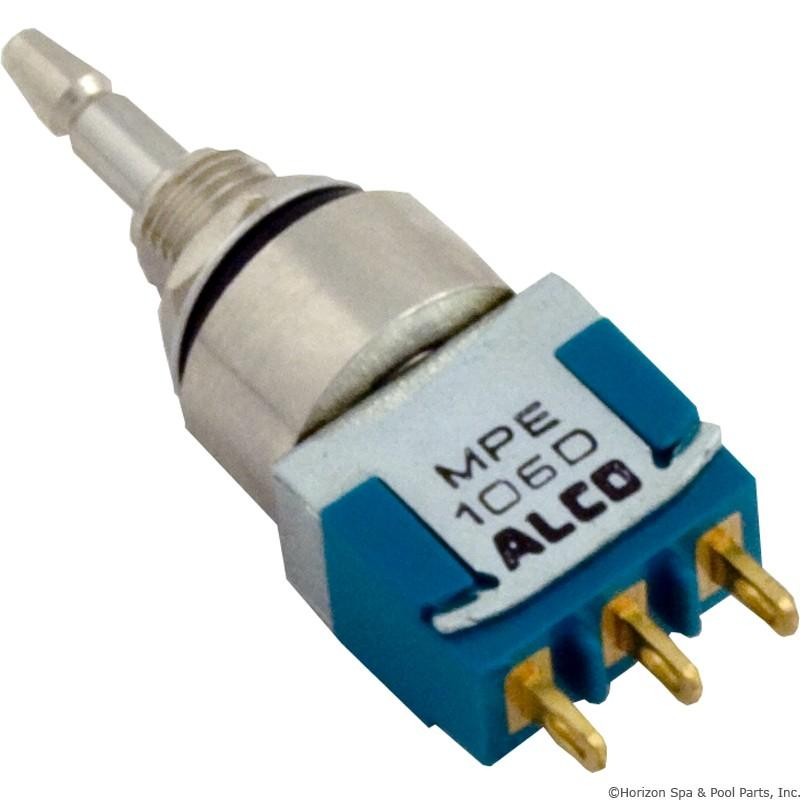 Electronic Pushbutton Switch, Ramco