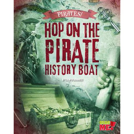 Pirate Boat Cardboard (Hop on the Pirate History)