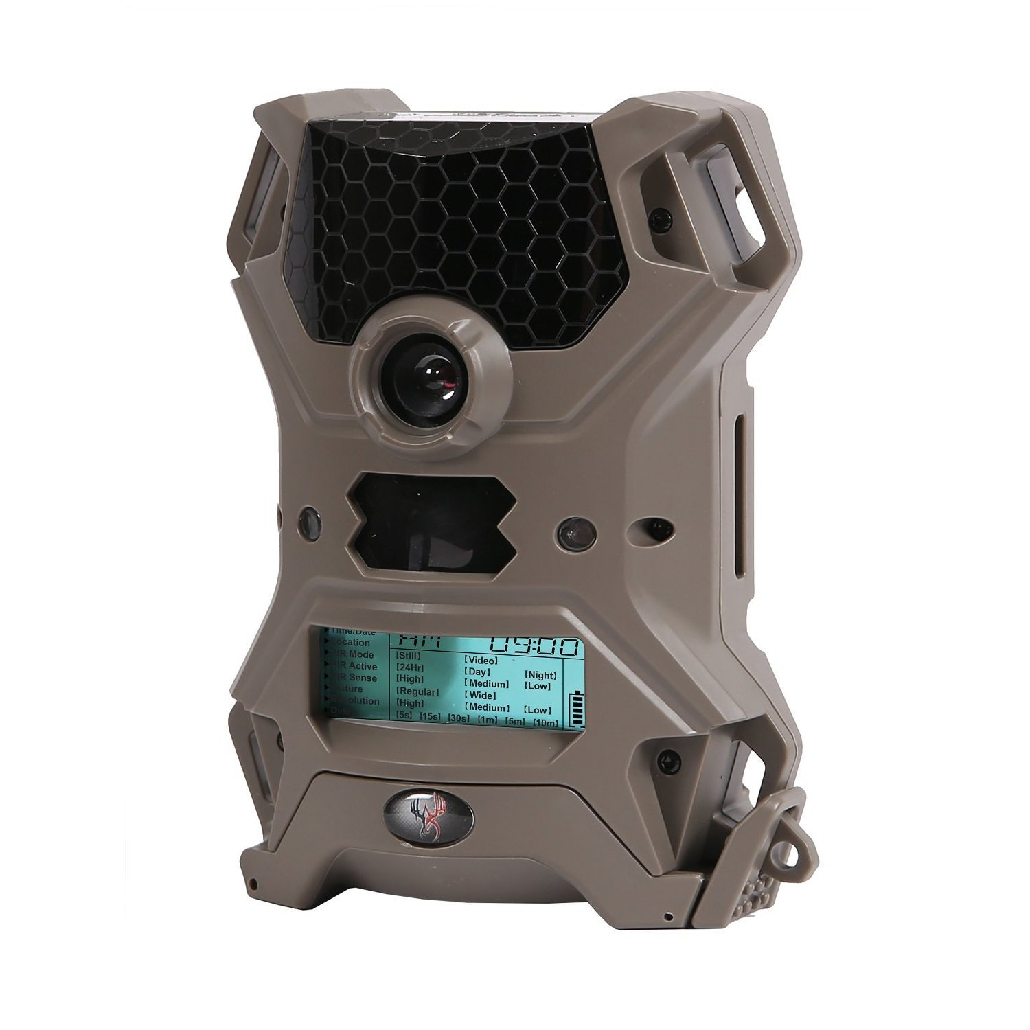 Wildgame Innovations Vision 8 Lightsout 8MP IR Hunting Game Trail Camera | V8B7
