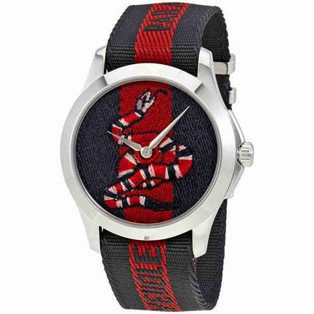 Gucci Unisex Le Marché Des Merveilles Series 38mm Watch YA126493