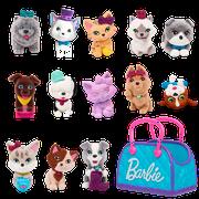Barbie Mini Collectible Pet Blind Carrier
