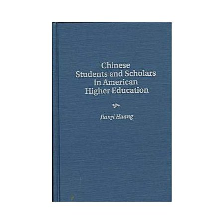 Chinese Students And Scholars In American Higher Education