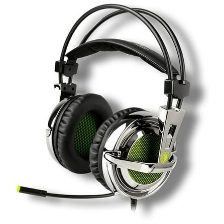 SADES SA-928 Stereo Lightweight Gaming Headphone Headsets 3.5mm with Mic for PC PS3 PS4 Xbox