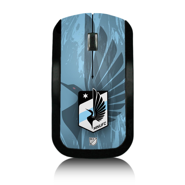 Minnesota United FC Wireless USB Mouse MLS