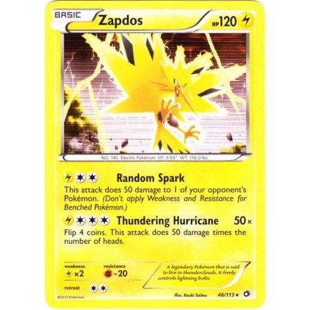Pokemon Legendary Treasures Zapdos #46 - Zapdos Price