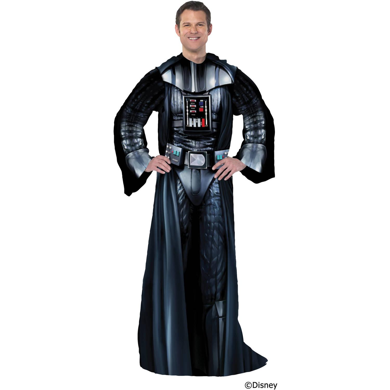 "Lucas Films' Star Wars ""Being Darth Vader"" 48"" x 71"" Adult Fleece Comfy Throw"