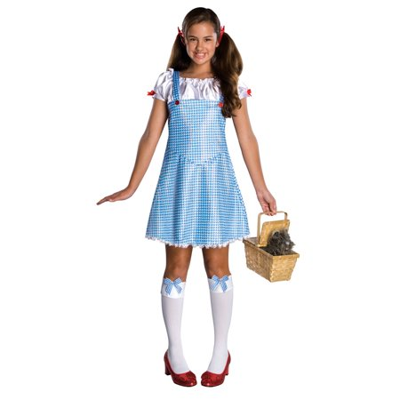 Tween Wizard of Oz Dorothy Costume Rubies - Wizard Of Oz Dorothy Costumes