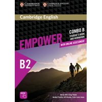 Cambridge English Empower Upper Intermediate Combo B with Online Assessment