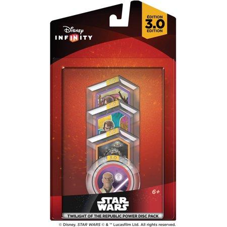 Disney Infinity 3 0 Star Wars Twilight Of The Republic  Disc Pack   Universal