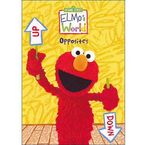 Sesame Street: Elmo's World - Opposites (Full Frame)