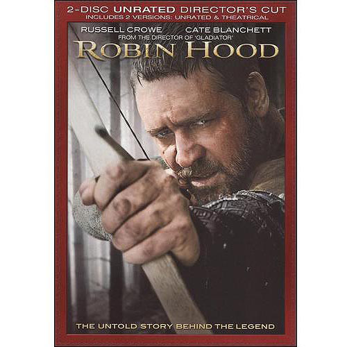 Robin Hood (2010) (Unrated/Rated) (Special Edition)