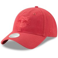 New York Red Bulls New Era Women's Core Classic Tonal 9TWENTY Adjustable Hat - Coral - OSFA
