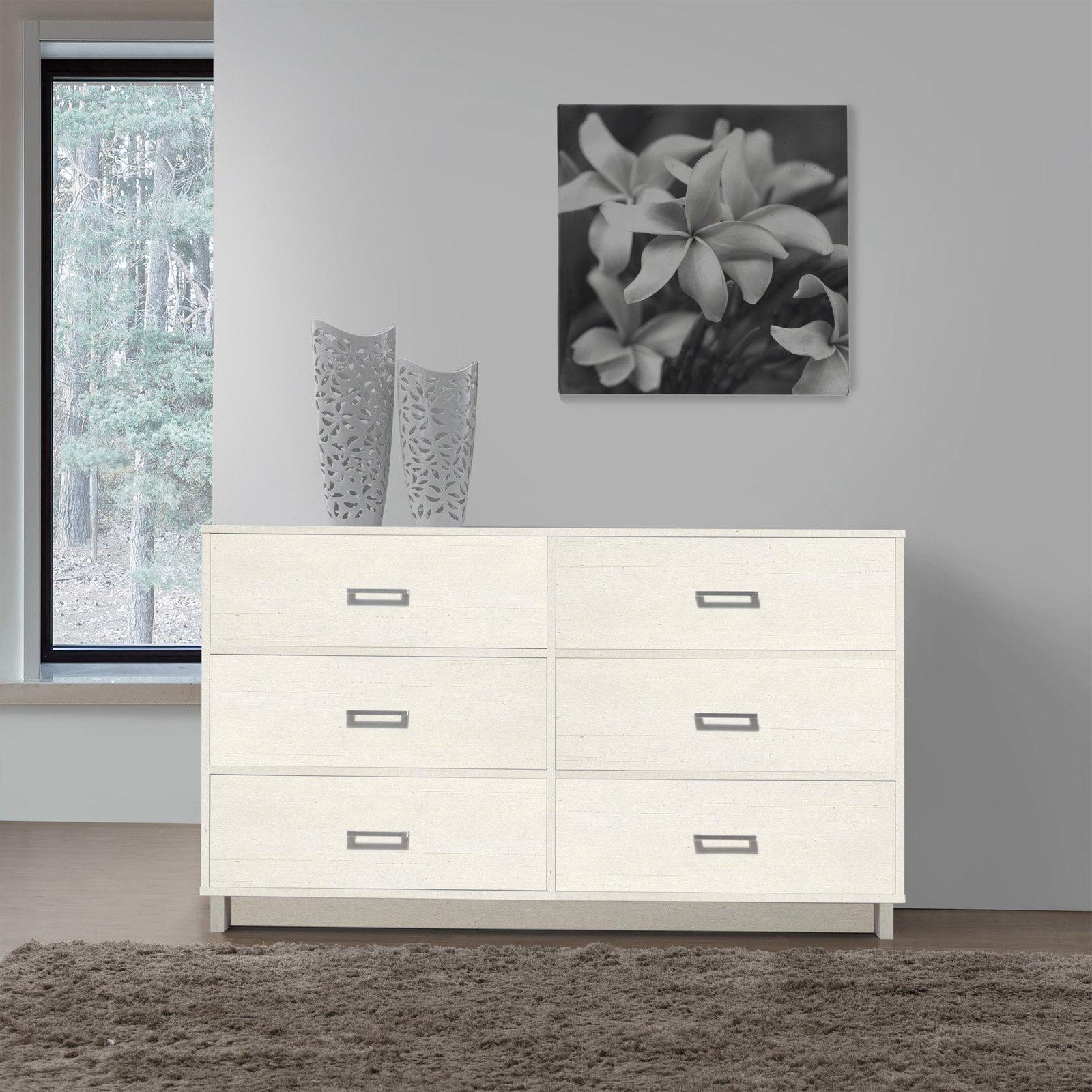 Ameriwood Home Colebrook 6-Drawer Dresser