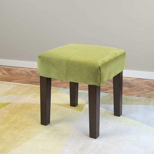 Mercer41 Rugeley Square Accent Stool