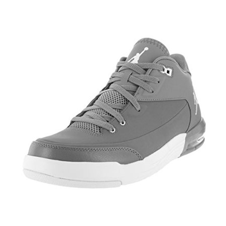 ce7c7706dab51b Jordan - Nike Jordan Men s Jordan Flight Origin 3 Cool Grey White Black  Basketball Shoe 11 Men US - Walmart.com