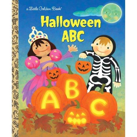 Halloween ABC (Hardcover) - Abc Halloween Worksheets