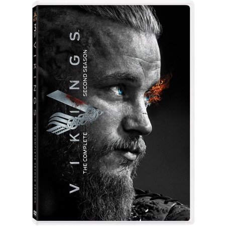 Vikings: The Complete Second Season [3 Discs]