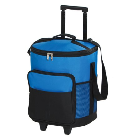 Picnic Plus Dash Rolling Cooler - Royal Picnic Plus Trolley Cooler