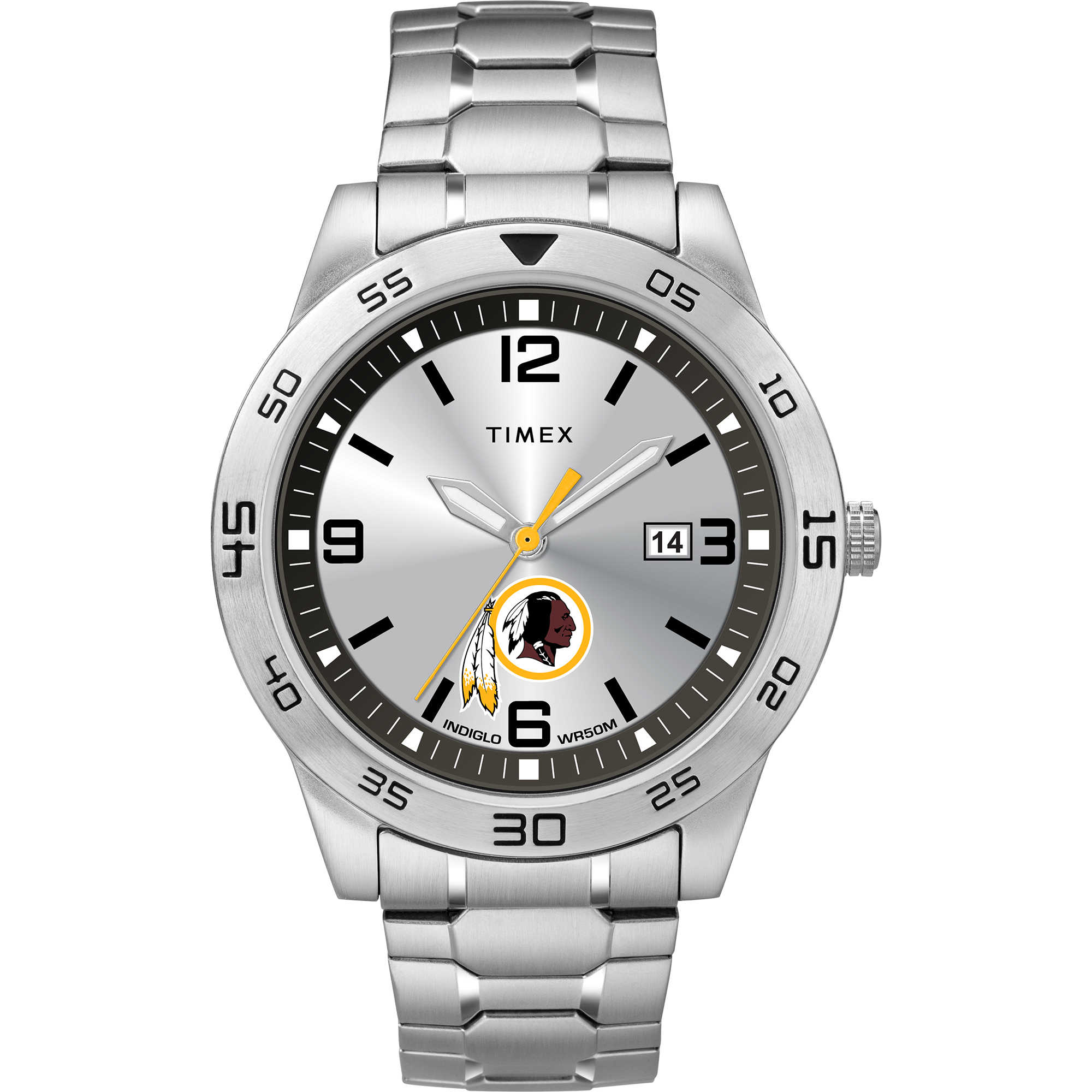 Timex - NFL Tribute Collection Citation Men's Watch, Washington Redskins