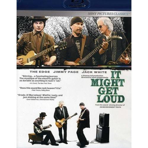 It Might Get Loud (Blu-ray) (Widescreen)