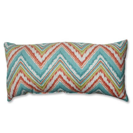 Teal And Orange Decorative Pillows : 23