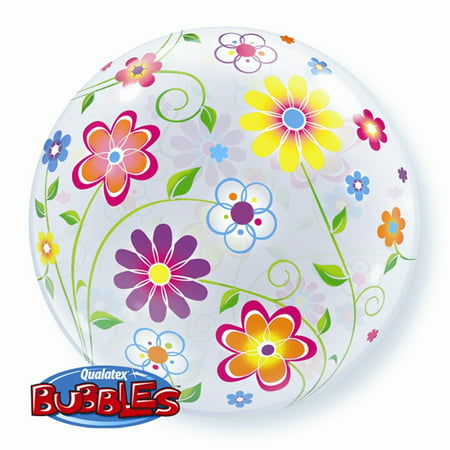 Qualatex Colorful Springtime Mini Flowers Daisy 22