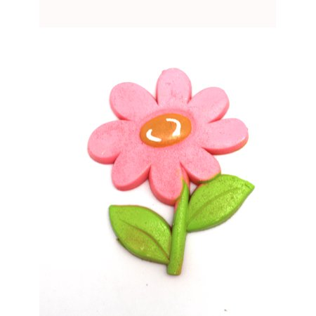 Pink Flower Growing Water Toy by Ganz - Water Squirting Flower