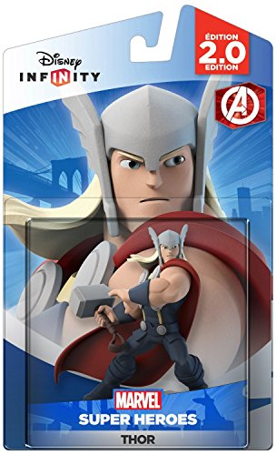Disney Infinity: Marvel Super Heroes (2.0 Edition) Thor Figure Not Machine Specific by Disney INFINITY