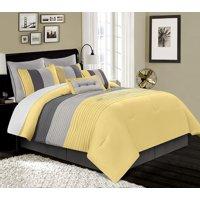 French Impression Apartment Loft 8 Piece Comforter Set