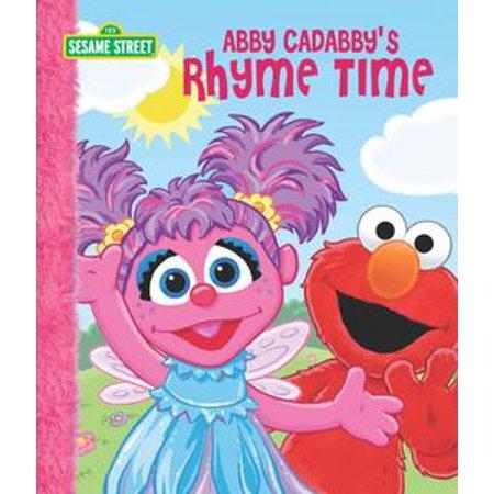 Abby Cadabby's Rhyme Time (Sesame Street Series) - eBook - Abby Cadabby Merchandise