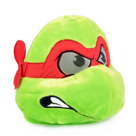 Maskimals Oversized Plush Halloween Mask - Ninja Turtles