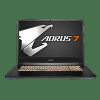 "Gigabyte AORUS 7 Gaming and Entertainment Laptop (Intel i7-9750H 6-Core, 8GB RAM, 1TB HDD, 17.3"" Full HD (1920x1080), NVIDIA GTX 1650, Wifi, Bluetooth, Webcam, 3xUSB 3.1, 1xHDMI, Win 10 Home)"