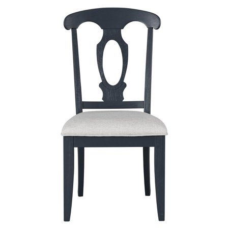 Astonishing Broyhill Ashgrove Upholstered Dining Side Chair Set Of 2 Andrewgaddart Wooden Chair Designs For Living Room Andrewgaddartcom