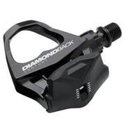Diamondback Century Road Clipless Pedals, Black