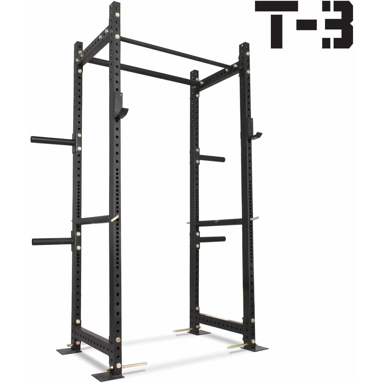 Titan T-3 Series HD Power Rack, Squat Deadlift Lift Cage Bench stand cross fit