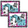 Store51 Llc 16429822 Monster High Pillow Shams Freaky Fashion Bedding Accessories