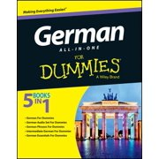 German All-in-One For Dummies - eBook