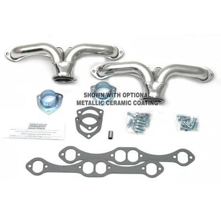 Patriot Exhaust H8052 Tight Tuck Street Rod Header