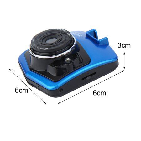 """2.4"""" LCD Car Camera DVR 720P Vehicle Video Recorder Dash Cam Driving Recorder - image 6 of 8"""