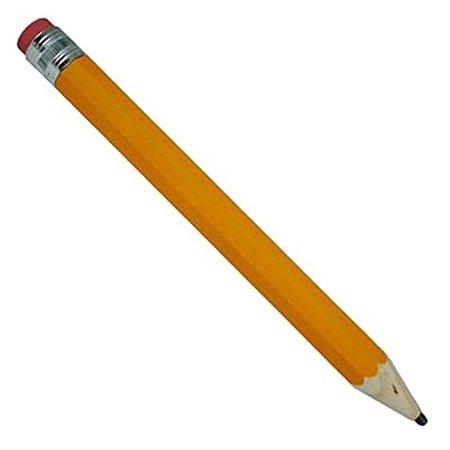 Giant Jumbo Yellow #2 Pencil (Jumbo Grip Pencils)