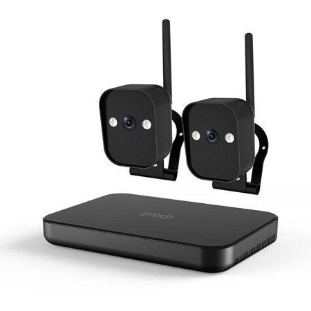 Click here for Zmodo - 4-channel  2-camera Outdoor Wireless High-... prices