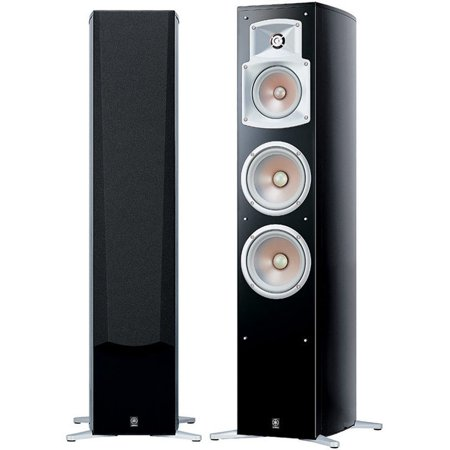 Yamaha NS-555 3-Way Bass Reflex Tower Speaker