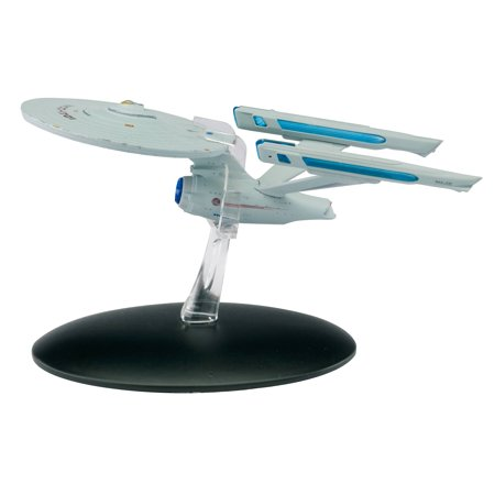 Star Trek Enterprise NCC-1701 with Collectible Magazine #2 by
