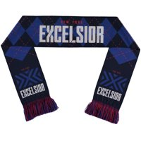 New York Excelsior 58'' x 6.5'' Overwatch League Argyle Scarf - No Size