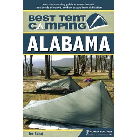 Best Tent Camping: Alabama - eBook