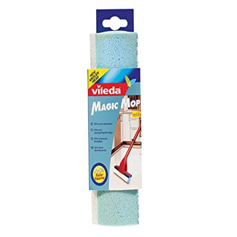 vileda magic mop flat instructions