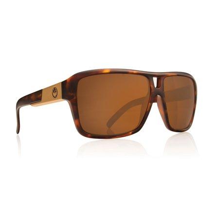 Dragon Lightweight Sunglasses - Dragon Alliance 720-2219 The Jam Matte Tort / Bronze P2 Sunglasses