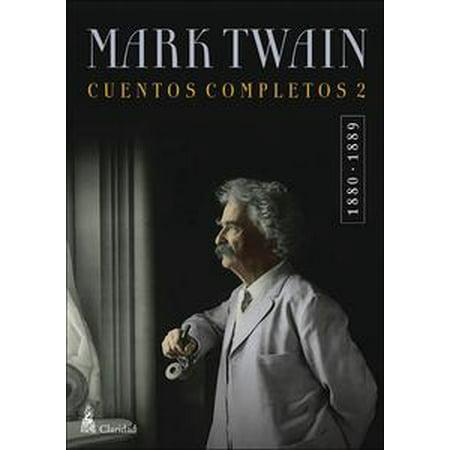 CUENTOS COMPLETOS II (1880-1889) / Mark Twain - - Halloween Ii Film Completo
